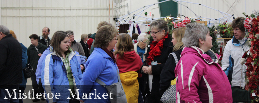 Mistletoe Market Craft & Art Show