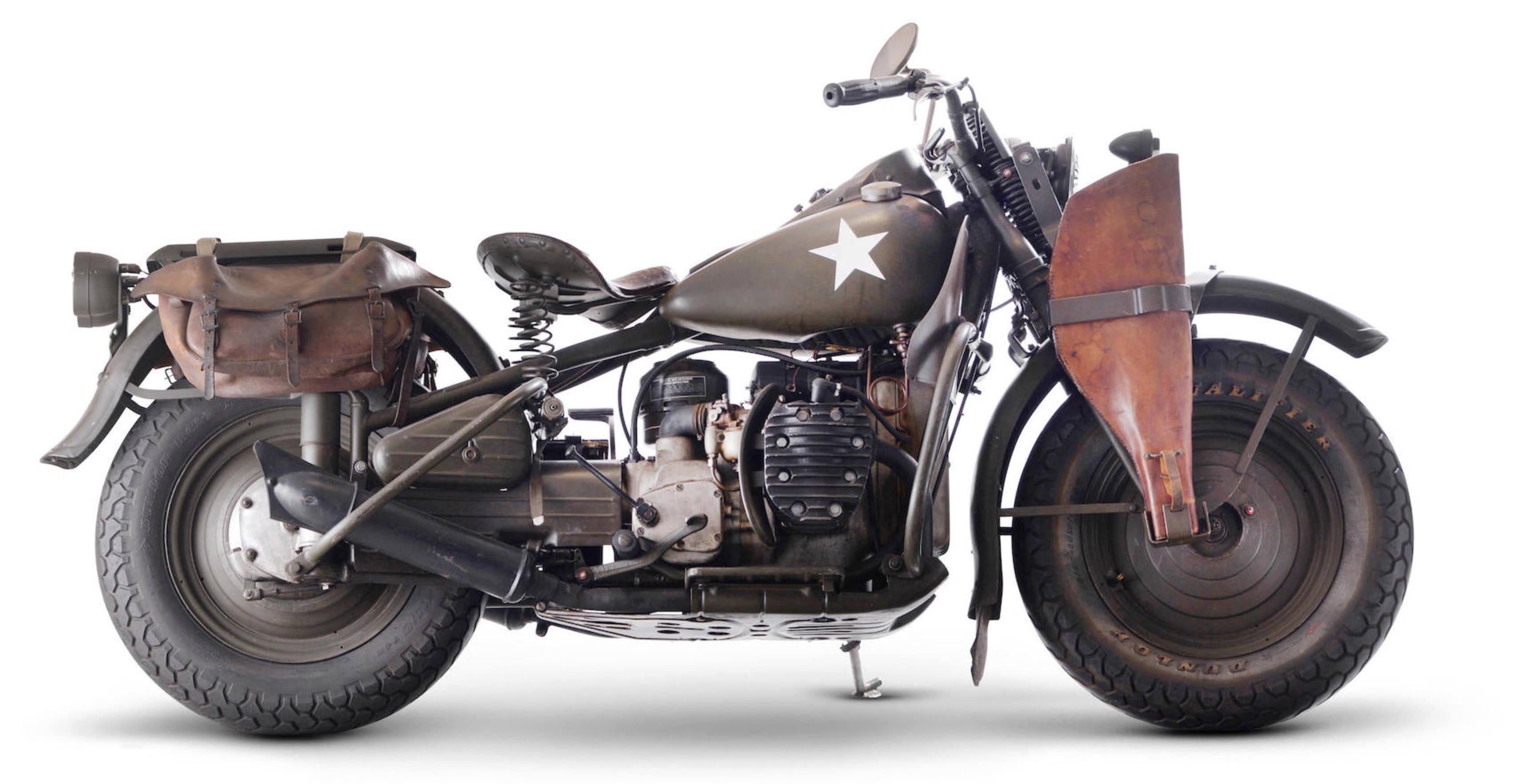 Harley-Davidson-750cc-XA-Military-Motorcycle